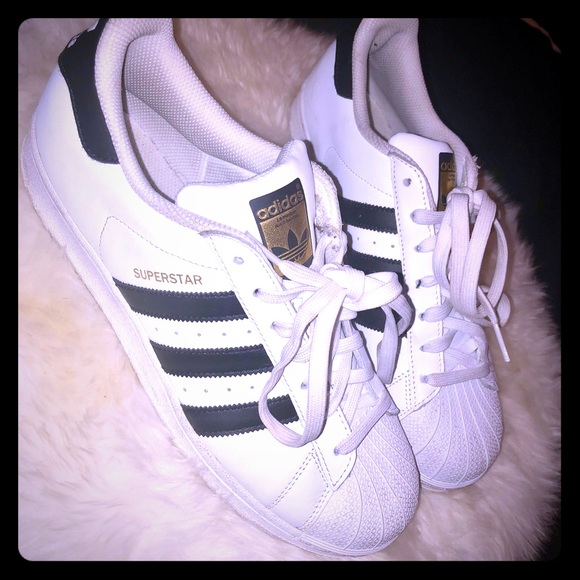 Adida superstar sneakers